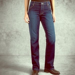Harley Davidson 8 Long Mid Rise Bootcut Jeans